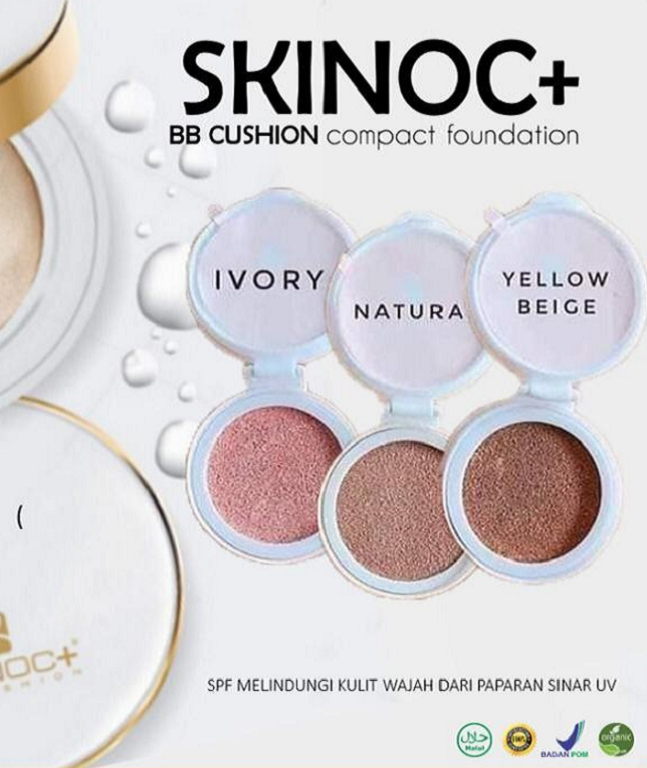 Skinoc+ BB Cushion